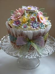 Very Fancy Cupcake Wouldnt Want To Spoilt It By Eating It