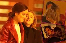 Chloe Grace Moretz Caught Kissing Alleged Girlfriend Kate Harrison