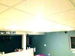 drop ceiling recessed lights installing can in how to install lighting cost costco canada ceing ghts