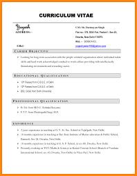 7 How To Write Cv For Job Application Pdf Pandora Squared