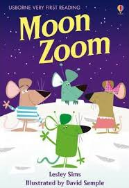 Moon Zoom : Lesley Sims : 9781409507109