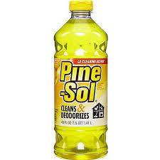 pine sol multi surface cleaner lemon fresh 48oz floor