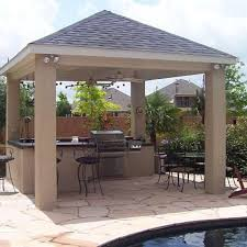 outdoor kitchen plans and designs. traditional covered outdoor kitchen plans and designs