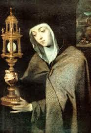 Resultado de imagen de santa Clara