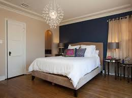 Red Accent Wall In Bedroom Low Profiles Black Painted Wooden Platform Beds  White Wall Mounted Rectangle