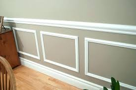 chair rail install chair rail glamorous molding designs in home decor ideas with 1 3 4 chair rail install