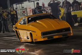 Jeff Lutz Rolls Out Ex Pro Mod For Drag Week Unlimited Competition