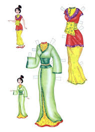 best mulan paper dolls images disney paper dolls mulan printables activities paper dolls coloring pages and more