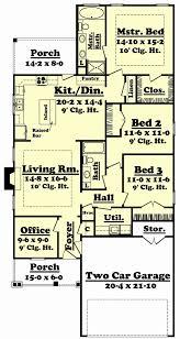 amusing narrow lot house plans single story wonderful sadef info