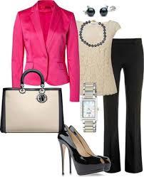 office wardrobe ideas. Spring Office Outfit-pink Blazer-yes Please! Wardrobe Ideas