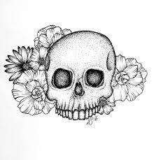 Dotart Linework Dotwork Sketch Peony Tattoo Flowers Ink