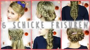 Haartraumfrisuren lange haare pflegen und frisieren. 6 Easy Schicke Frisuren Fur Mittel Langes Haar Easy Youtube