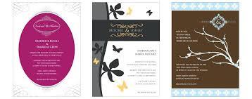 Marriage Ecard Template Wedding Card Design Samples Indian Wedding