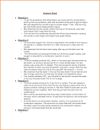 Copper Cycle Lab Report 4 Chemistry Lab Report Template Expense Report
