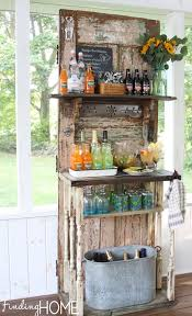 while this next pic of this screen door potting bench is inspirational it could easily be done as a diy project from hymns and verses