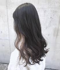 ロングヘアマンネリしがちな毎日ですサロンで仕込むお目立ちヘア