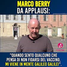 Matteo Marnati Assessore Regionale Piemonte - Marco Berry - IL PIEMONTE TI  VACCINA