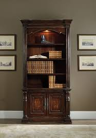 grand style home office. Hooker Furniture Grand Palais Single Bookcase 5272-10445 Style Home Office