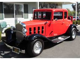 1931 to 1933 Chevrolet 5-Window Coupe for Sale