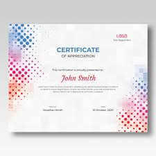 Certificate Of Honor Template Certificate Vectors Photos And Psd Files Free Download