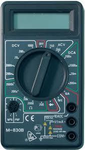 """<b>Мультиметр</b> многофункциональный <b>Ресанта</b> """"<b>DT 830B</b>"""" — купить ..."""