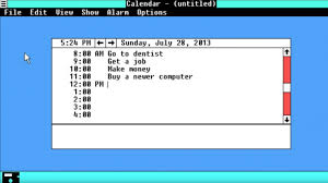 Windows 1 How To Get Windows 1 0 From 1985 Without The Stranger