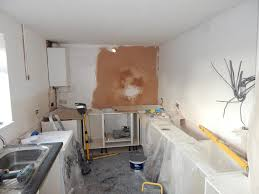 Fitting Kitchen Units On Uneven Walls Has Never Been Easier