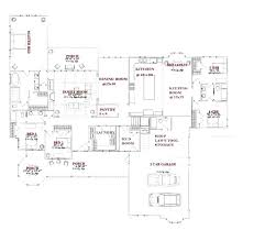 house plans with no formal dining room 4 bedroom house plans no formal dining beautiful house