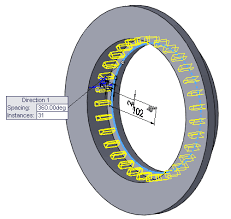 Circular Pattern Solidworks Interesting Solidworks Tutorial Assembly 48