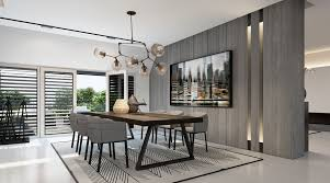 modern dining room chairs the fabulous grey wall color paint amusing black dining table sets broad brown wooden floor fair laminate floor design white