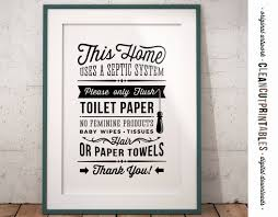 Decorative Bathroom Signs Home Decorative Bathroom Signs Luxury Bathroom Sign Septic System Do 56