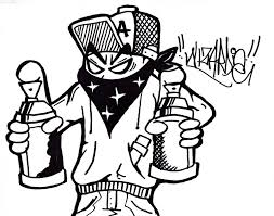 Graffiti Characters Spray Can Clipart Free Download Best Graffiti