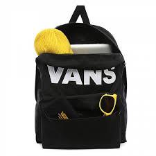 Vans Рюкзак MN OLD SKOOL III BAC Black/White ... - Бордшоп#1