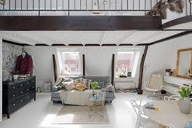 mezzanine furniture. Mezzanine Apartment,scandinavian Interiors,skylights Furniture A