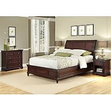 full bedroom set. home styles lafayette queen/ full bedroom set by