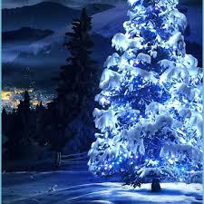 White Christmas Tree Light Iphone 14s ...