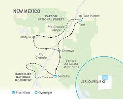 Santa Fe Taos Hiking Tours New Mexico Walking Tours