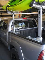 pvc kayak rack for truck bed best truck resource