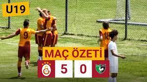 Özet | Galatasaray 5-0 Y. Denizlispor | U19 Elit Gelişim Ligi |