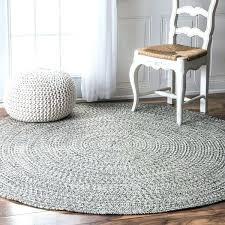 wayfair braided rugs round braided rugs handmade casual solid braided round rug 6 round braided rugs