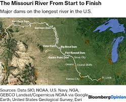 Missouri River Floods Are Just Going To Keep On Happening