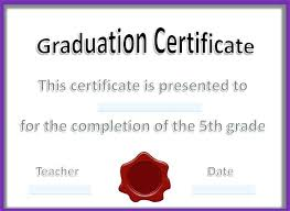 Free Certificate Template For Graduation Sample Degree India ...