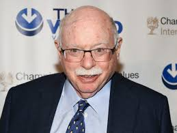 financier and philanthropist michael steinhardt attends the chions of jewish values international awards gala at the marriott marquis on may 5 2016