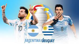 Argentina vs Uruguay Live Copa America 2021 - YouTube