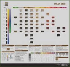Redken Hair Color Chart Pdf List Of Redken Chromatics Permanent Hair Color Chart Image