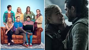 The Big Bang Theory Finale Tops Ratings Chart Beats Game Of