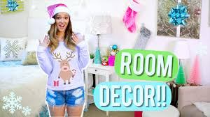 holiday room makeover diy room decor for christmas alisha marie