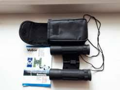 <b>Бинокль Veber Sport</b> БН 12x25 черный — купить в интернет ...