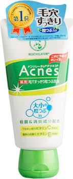 Купить <b>Очищающий крем</b>-<b>скраб для лица</b> против акне Acnes ...