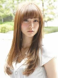 Asian Hair Style long asian hairstyle with bangs hairstyles and haircuts 1753 by wearticles.com